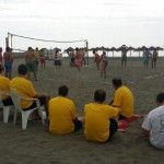 Campeonato de vóley playa